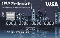 1822direkt Visa Card
