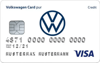 Volkswagenbank Visa
